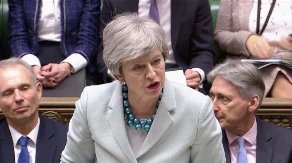 May's party slumps to fifth place as pressure mounts for her to go