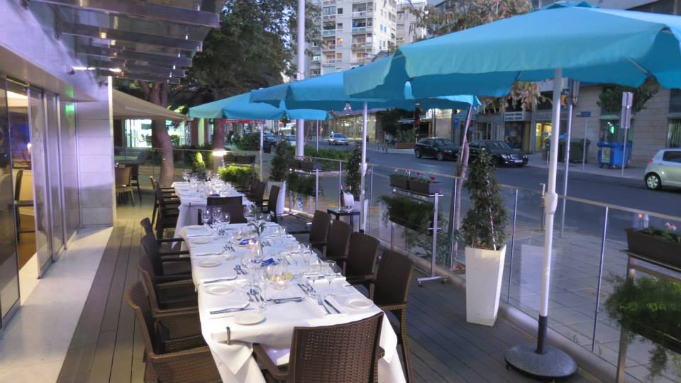 Magiopoula Fish restaurant