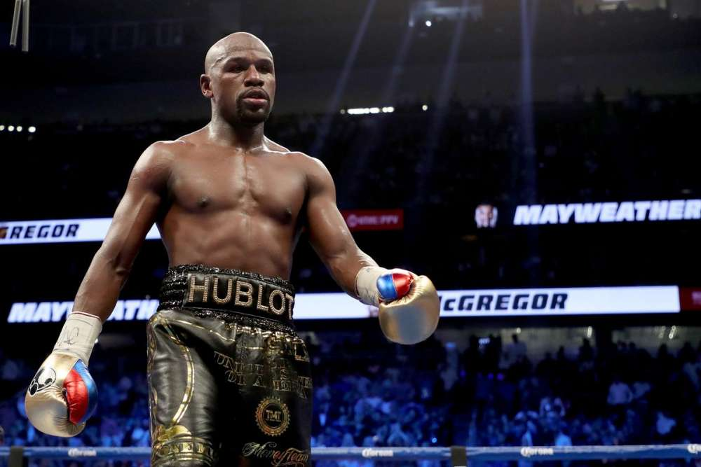 Mayweather back on top of Forbes best paid list