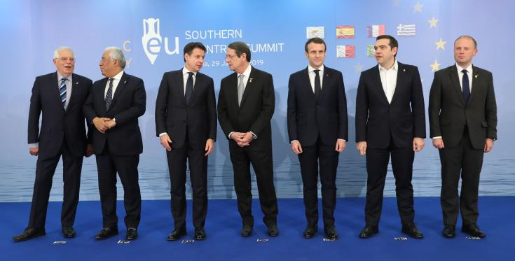 Next EU leadership the focus of MED7 Summit