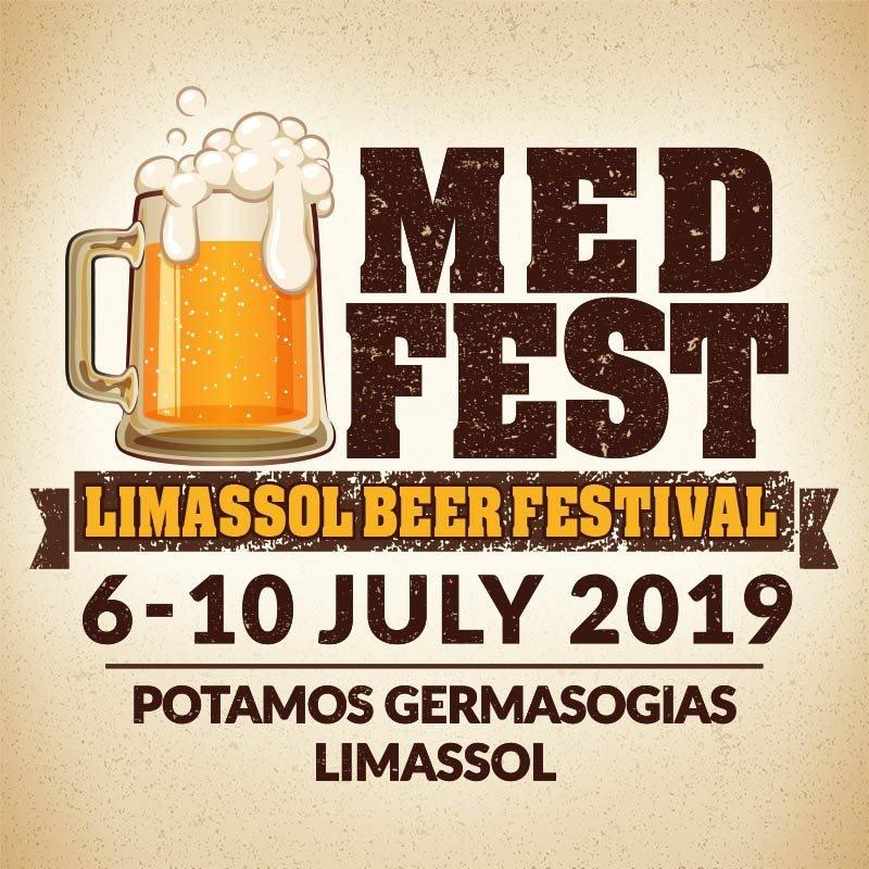 2nd Medfest - Limassol Beer Festival