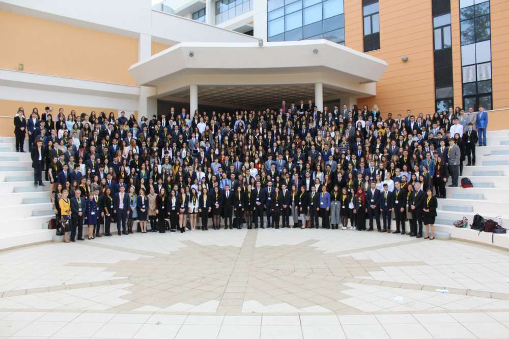 Nicosia: Climate change and immigration discussed at MEDIMUN 2020