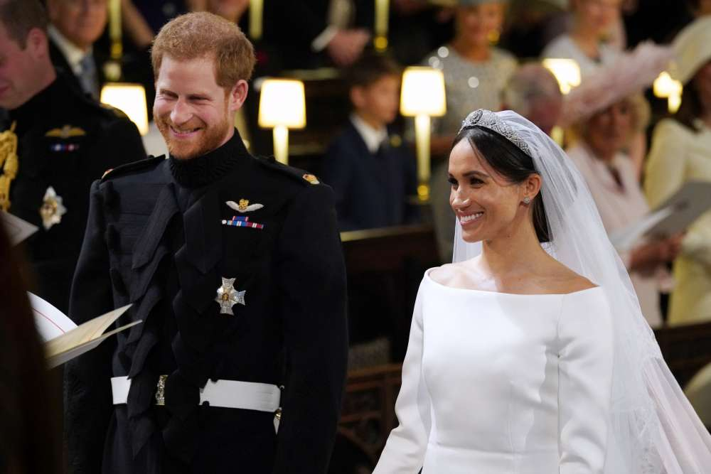Duchess of Sussex Meghan is pregnant