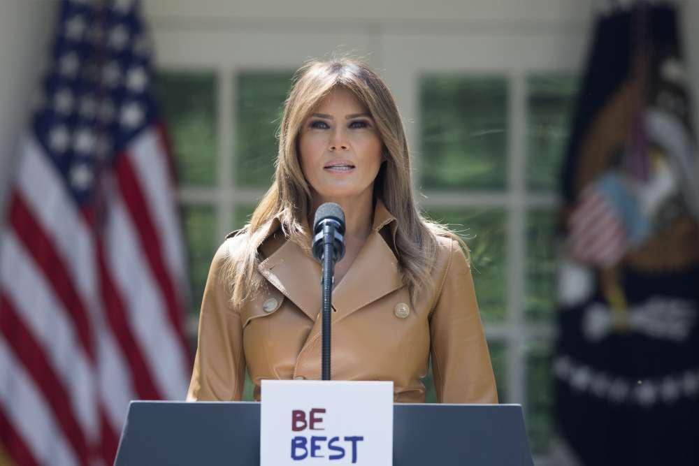 Melania Trump to star in U.S. coronavirus awareness ads
