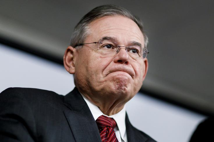 US Senator Menendez to visit Cyprus next week