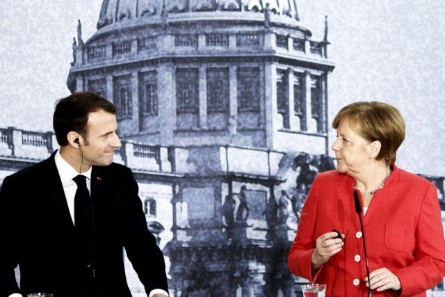 Merkel says Germany and France will find common ground on the reform of the Eurozone