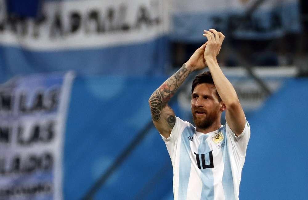Amid Argentina's drama