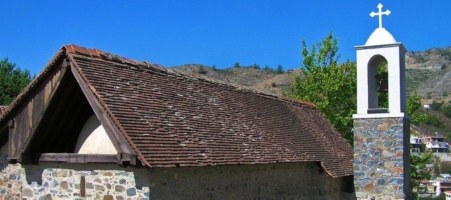 Metamorfosis tou Sotiros Church