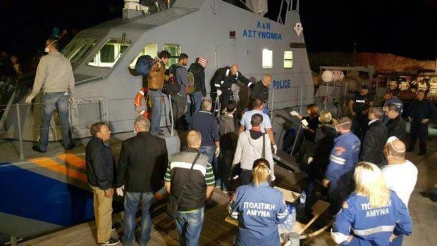 Nine irregular migrants found adrift in boat off Akamas