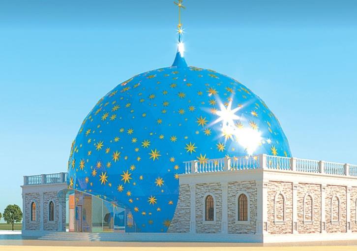 Impressive planetarium to be erected at the Metropolis of Tamasos
