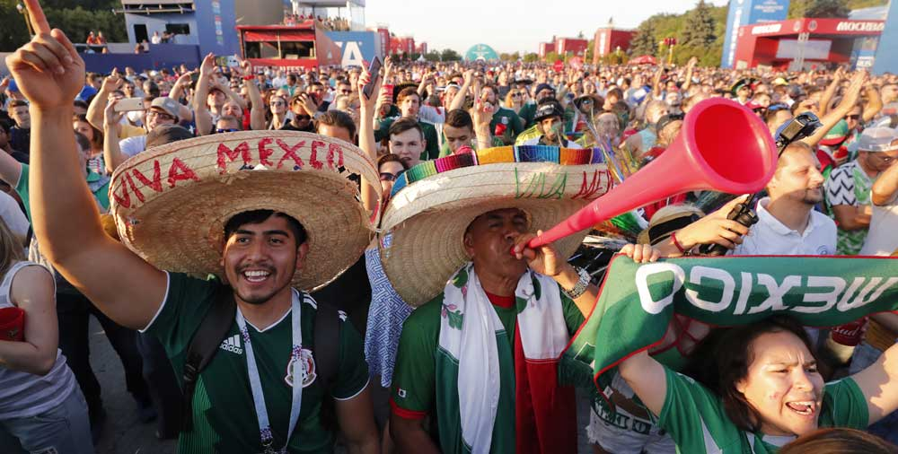 A sombrero and a dream: One cash-strapped fan's World Cup Odyssey