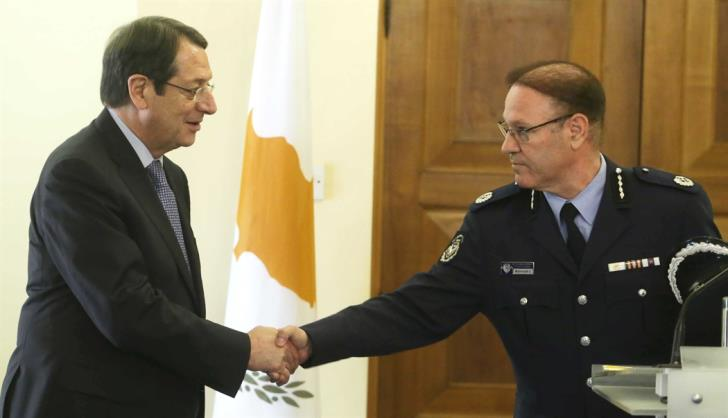 President appoints new police chief and deputy chief