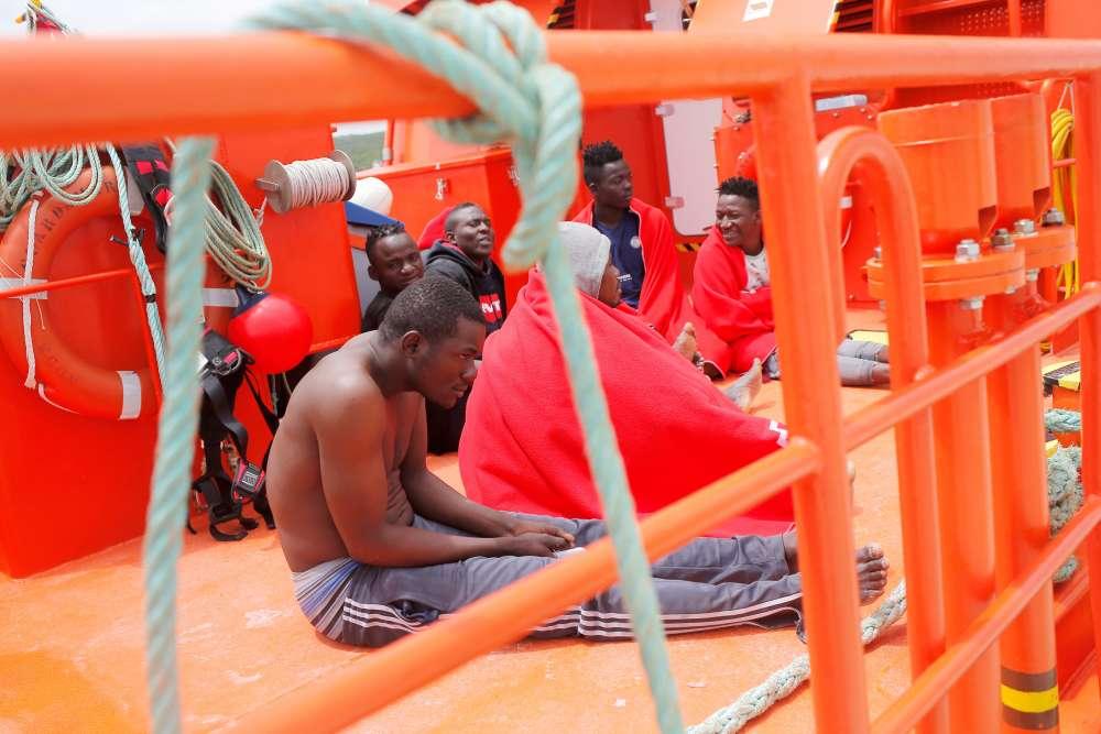 Libyan coastguard says 100 migrants may have drowned near Tripoli