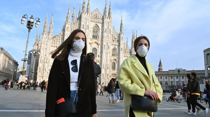 Coronavirus: High school pupils returning from Milan