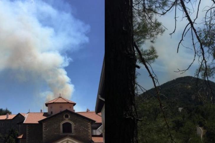 66 year old arrested in connection to Milikouri fire