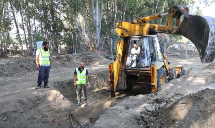 CMP in search of third burial place in Trachonas