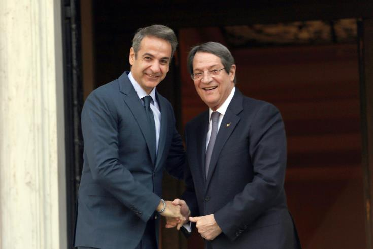 Cyprus President to hold bilateral meetings with PMs of Greece and Israel on Thursday in Athens