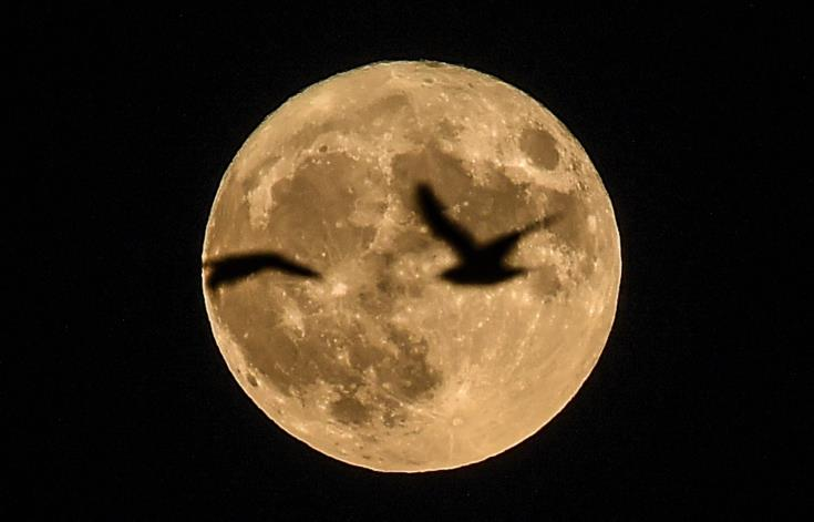 Year's biggest supermoon on Tuesday