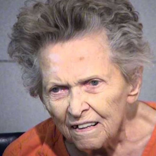92 year old US woman kills son who wanted to send her into care