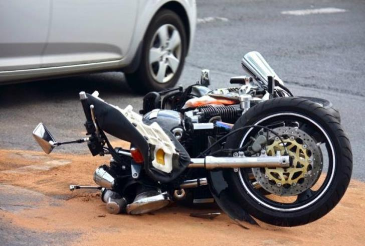 One third of road fatalities are bikers