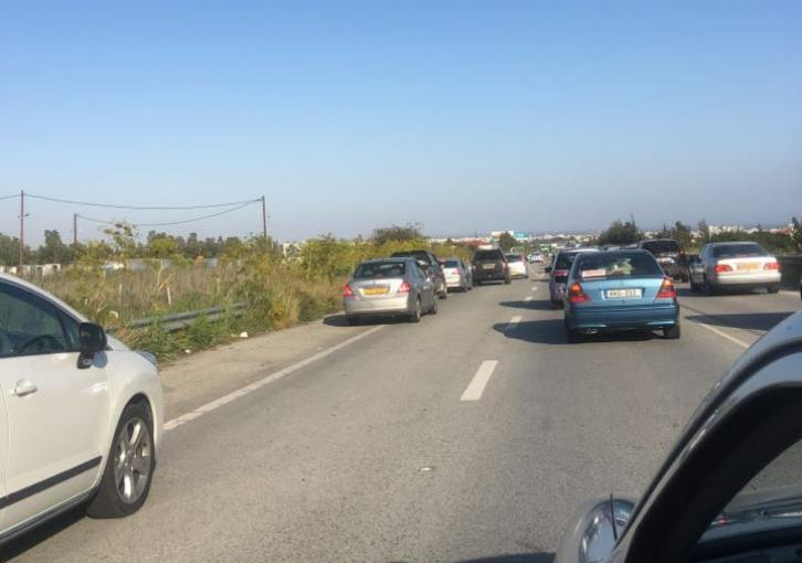 Paphos-Limassol motorway open to traffic again