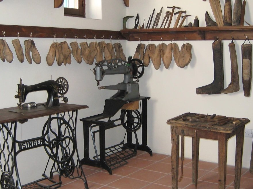 The Museum of Shoemaker Christos Chrysanthou