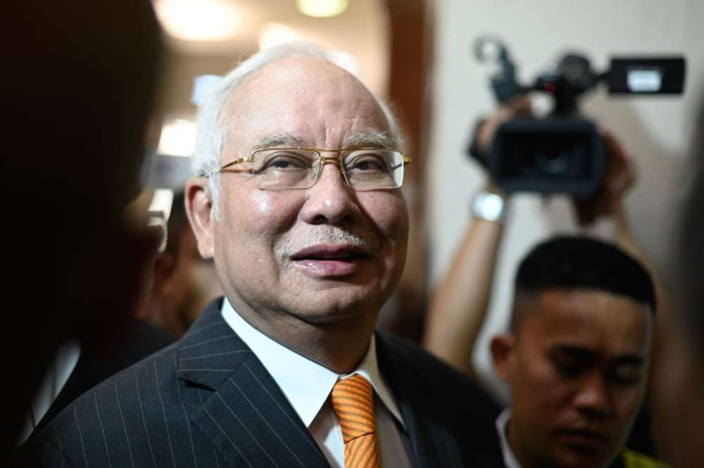 Malaysian court says 1MDB-linked case against Najib will move forward