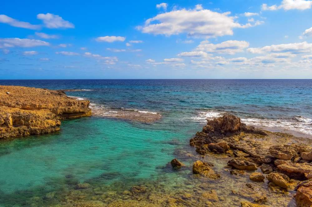 Ayia Napa municipality moves to restore beach after illegal rock removal