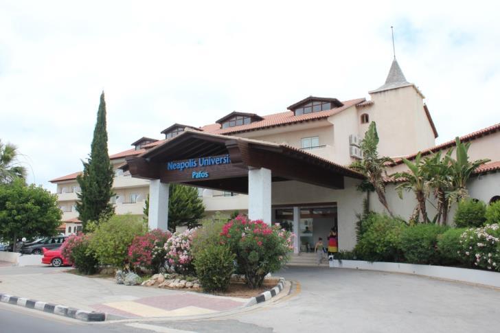 Neapolis University: A vibrant academic institution