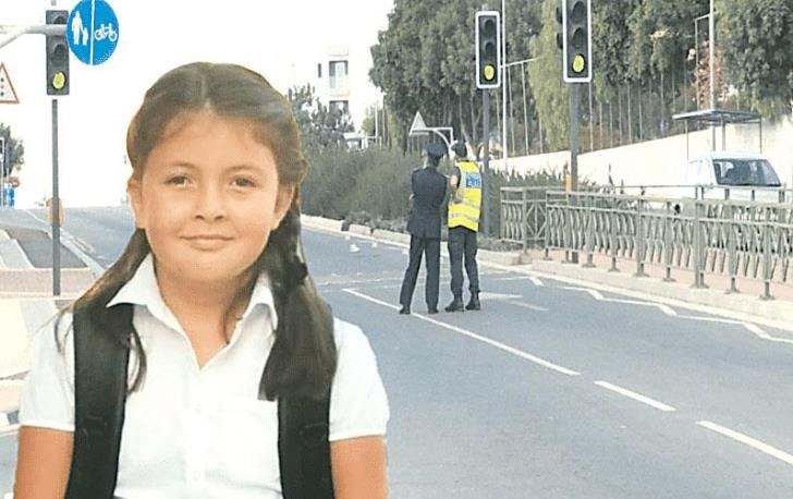 Paphos:  Parents lobby for footbridge where 10 year old Nelina killed