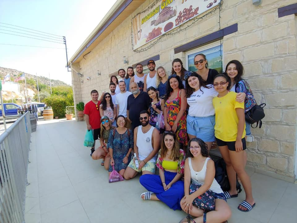 Two unique programs for Cypriot youth by NEPOMAK