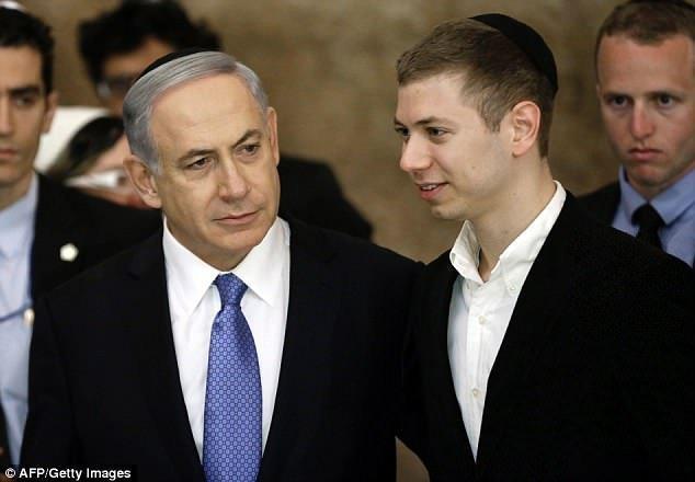 Benjamin Netanyahu's son uploads controversial Instagram image about Turkey