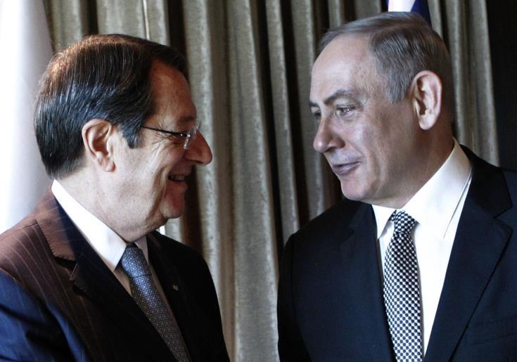 Anastasiades congratulates Netanyahu on election results