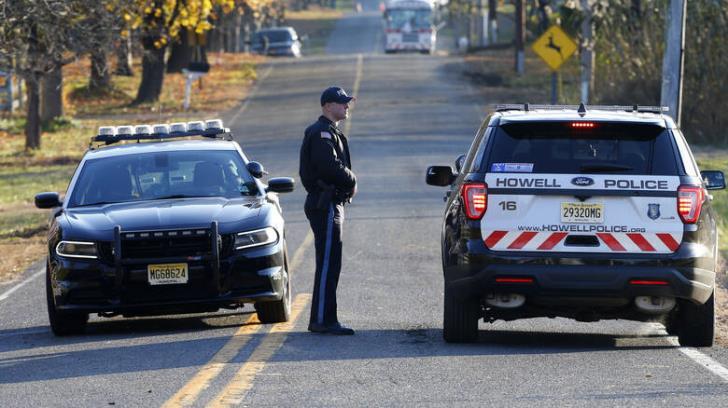 New Jersey gun battle leaves six dead