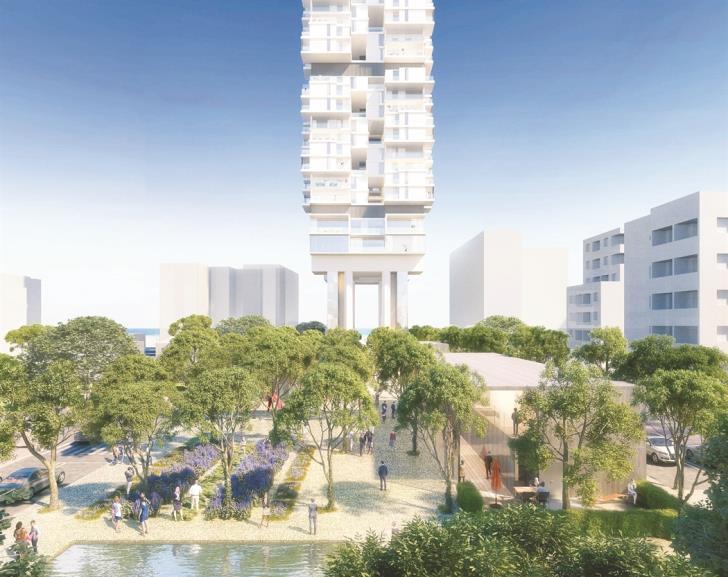 Limassol: Debenhams Olympia to make room for 200 metre Aura