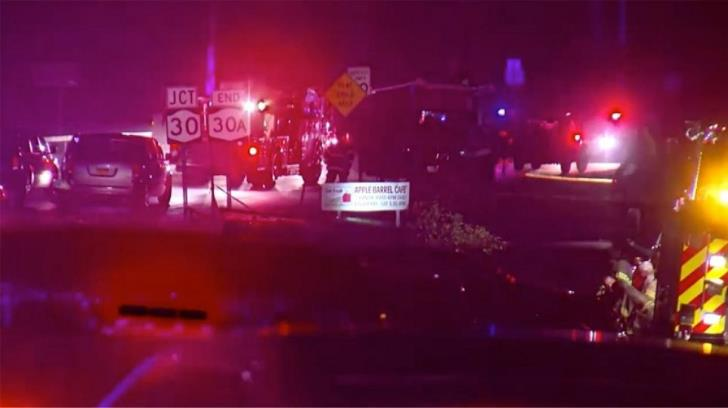 Twenty killed in 'horrific' upstate N.Y. limousine crash