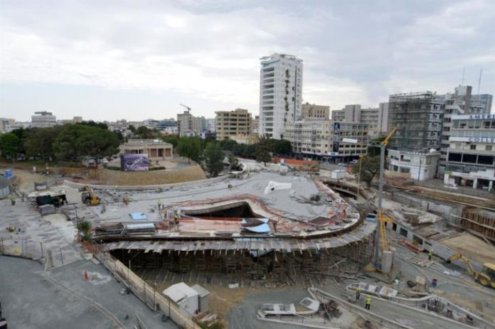Roadworks in Nicosia to continue after 2020 - Interior Minister