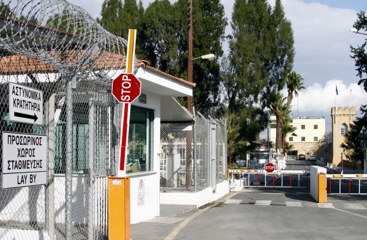 62 year old convict found dead in Nicosia prison