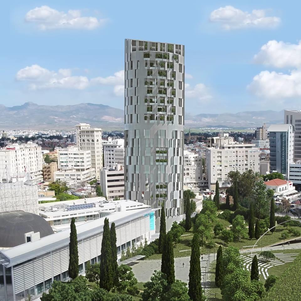 New high rise planned for Nicosia