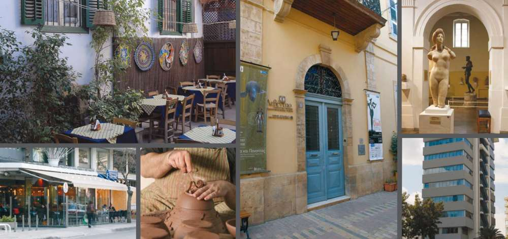 City Guide of Nicosia