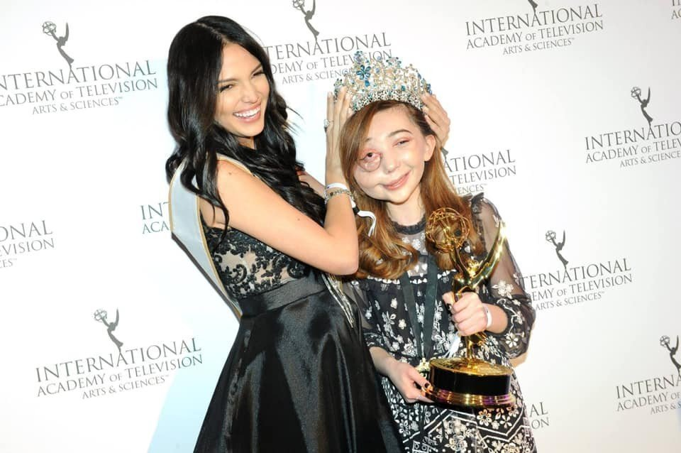 UK Cypriot Nikki Christou wins Emmy Kids Award