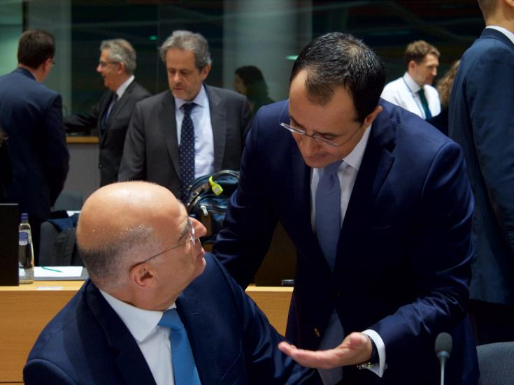 Libyan House Speaker asks Cyprus FM to convey two messages to the EU