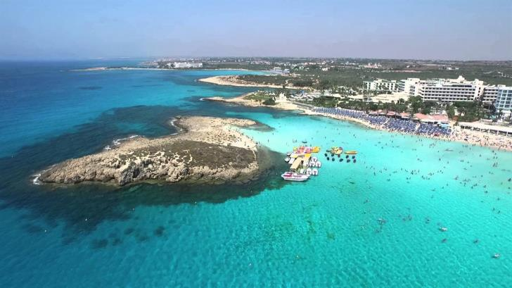Cyprus has 3rd best seawater quality in EU