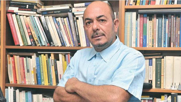 Turkish Cypriot politicians on Kizilyurek's election