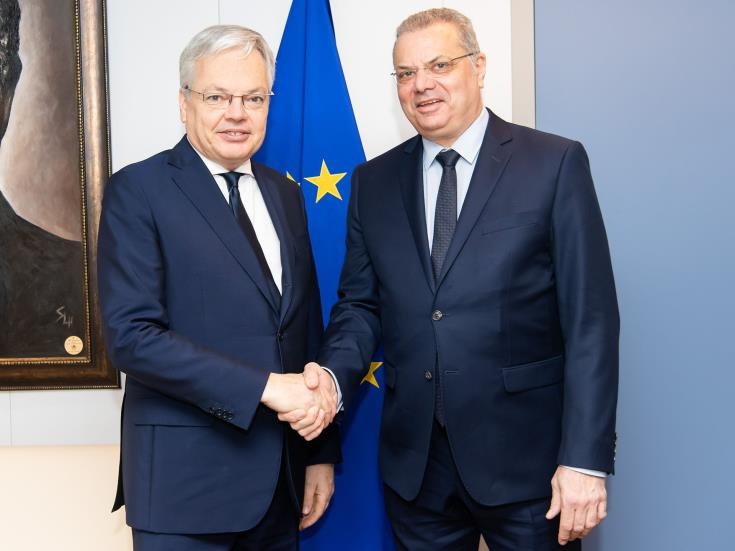 EU Interior Ministers express full solidarity with Greece