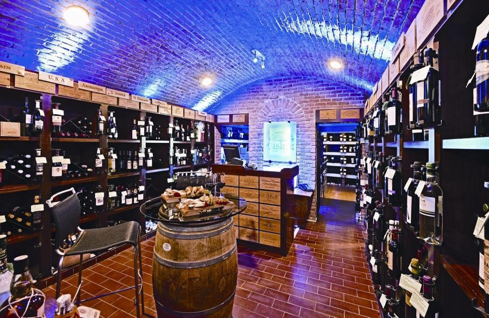 The Oak Tree Wine Cellar & Tasting Room