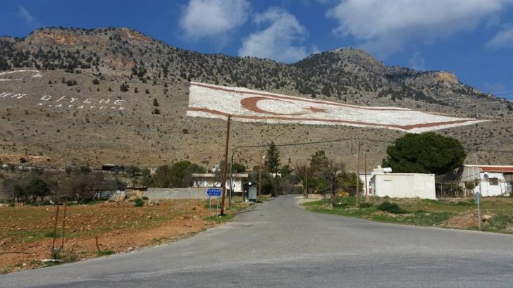 Turkish Cypriot held in north for spying