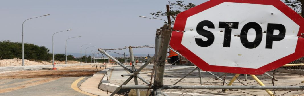"Akinci's statements on crossing points ""totally unfounded"""