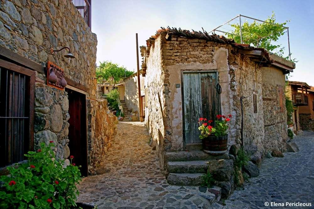 City Break: Beautiful villages close to Nicosia!