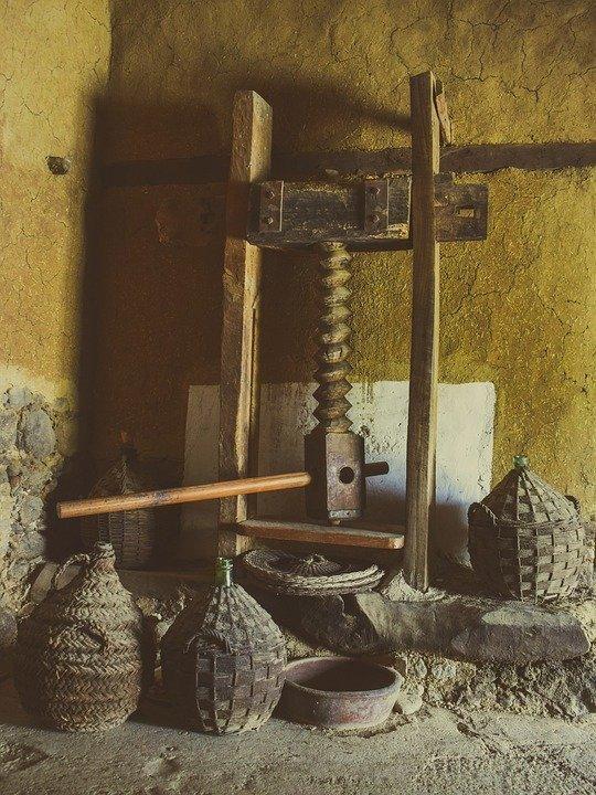 Olive Mill, Press, Old, Mediterranean, Rural